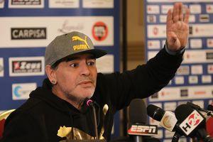 Диего Марадона хочет стать главным тренером сборной Аргентины