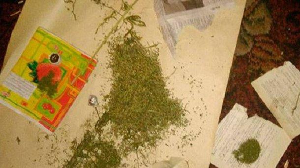 Полтавского подростка поймали на торговле наркотиками