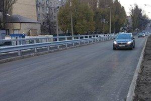 В Киеве открыли движение на путепроводе на пересечении проспекта Комарова и бульвара Гавела