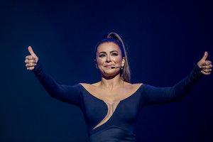 Ани Лорак не смогла сдержать слез во время выступления в Киеве
