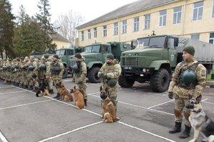 На границе со Словакией военнослужащие ужесточают контроль
