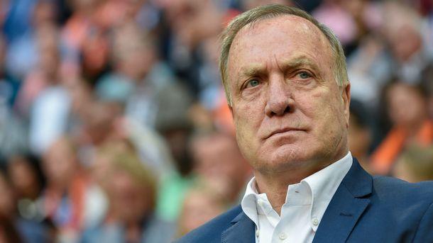 Дик Адвокат стал самым успешным тренером в истории сборной Голландии