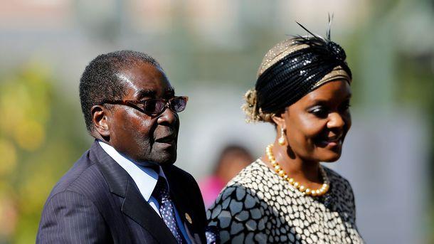 Путч вЗимбабве: президент Мугабе под домашним арестом