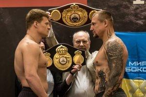 Украинский боксер стал спарринг-партнером Александра Поветкина