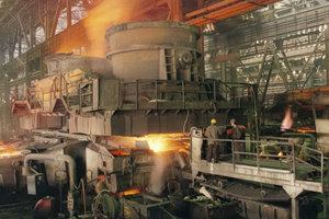 """Модернизация """"Азовстали"""": одна из доменных печей меткомбината откажется от газа"""