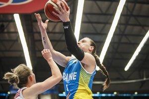 Сборная Украины разгромила Болгарию с разницей в 50 очков