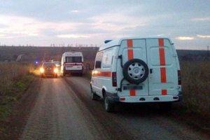 Подрыв полицейского автомобиля на Донбассе квалифицировали как теракт