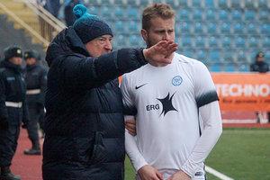 Украинский тренер Грозный покинул клуб, который он вывел в Лигу Европы