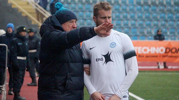 Грозный покинул пост основного тренера «Иртыша»