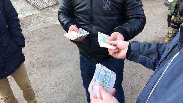 ВЧеркассах навзятке задержали руководителя Департамента архитектуры горсовета