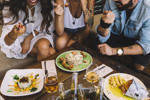 Семь распространенных мифов о еде и напитках
