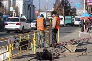 В Запорожье взялись за борьбу с пешеходами-нарушителями