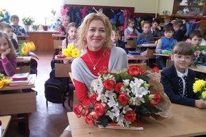 Заслуженная учительница Украины нашла работу в Лондоне