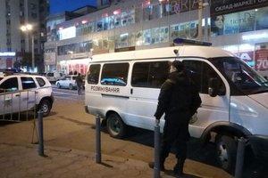 В Одессе на подземном паркинге нашли оружие и боеприпасы