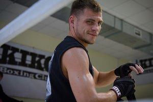 Денис Беринчик проведет чемпионский бой в Броварах