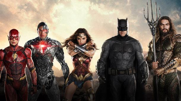 Вукраинский прокат вышел нереальный экшн «Лига Справедливости»— Время супергероев