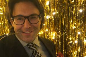 45-year-old Andrey Malakhov for the first time became a father