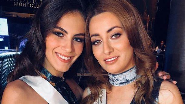 Общее фото «мисс Израиль» и«мисс Ирак» спровоцировало скандал