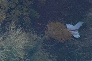 В Великобритании столкнулись вертолет и легкомоторный самолет