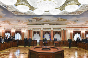 Новый Верховный суд Украины: отбор, психологические тесты и прецеденты