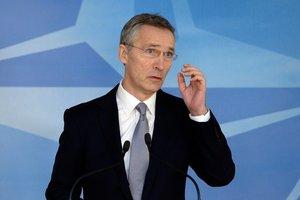 Двери НАТО открыты для Украины – Столтенберг
