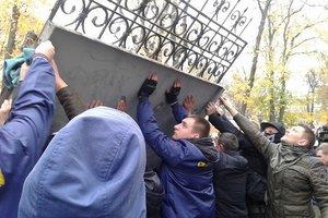 Массовая потасовка в Одессе: ранен начальник полиции