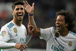 """""""Реал"""" победит в мадридском дерби с вероятностью в 42% - букмекеры"""