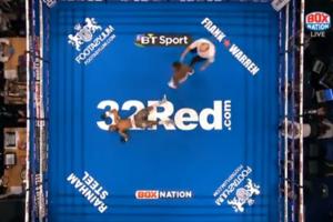 Чемпион WBO нокаутировал соперника за 11 секунд
