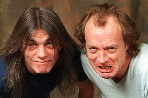 Умер один из основателей популярной группы AC/DC Малькольм Янг