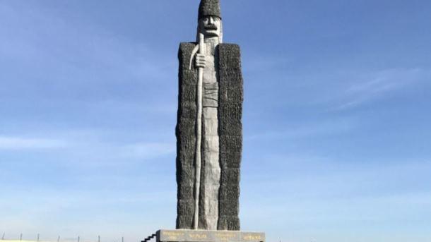 Самый высокий вмире пастух найден вОдесской области