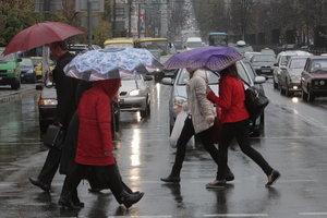 Дожди, мокрый снег и местами мороз: какой будет погода в начале недели