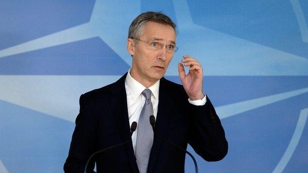 НАТО пробудет вВосточной Европе столько, сколько нужно, объявил Столтенберг