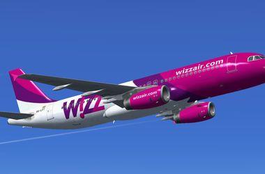 Wizz Air запускает новый рейс в Украину