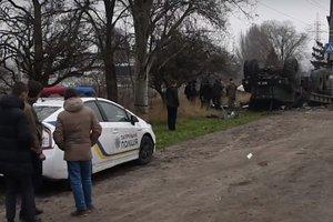 Смертельное ДТП с военными в Запорожье: появились видео и подробности