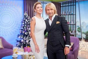 Alena Vinnitskaya has learned new details of private life of Oleg Vinnik