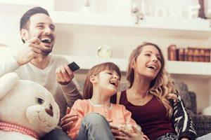 ТОП-10 фильмов для всей семьи