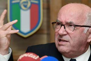 Президент Федерации футбола Италии покинул свой пост после позорного провала сборной