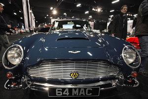 Vintage cars: Paul McCartney, Elton John and Madonna sold at auction