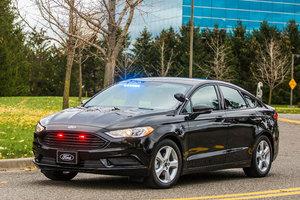 Заряжается от розетки: Ford создал гибридный автомобиль для полиции