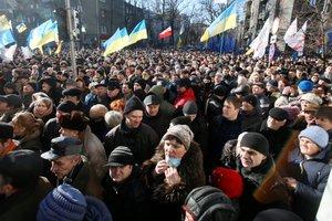 Майдан дал Украине шанс: Гройсман поздравил с Днем Достоинства и Свободы