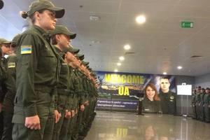 """В аэропорту """"Борисполь"""" появились новые пограничники: опубликованы фото"""