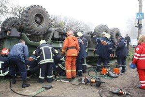 Смертельное ДТП с военными в Запорожье: появились новые подробности