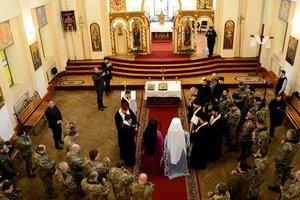 Во Львове стартовал первый в истории ВСУ курс подготовки военных капелланов