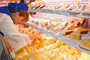 Украина стала больше зарабатывать на сыре и масле