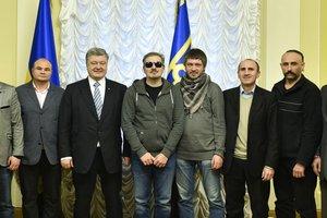Порошенко подписал закон про льготы пострадавшим на Майдане