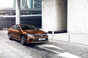У запорожского прокурора появилась новенькая Toyota за 660 тысяч
