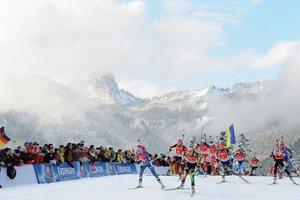 Россию лишили этапа Кубка мира по биатлону