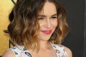 Emilia Clarke has spoken about the Nude scenes in