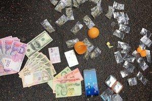Полиция Киева задержала опасных наркоторговцев