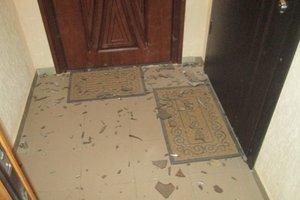 В жилом доме Ужгорода ночью прогремел взрыв